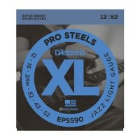 Struny D'ADDARIO XL ProSteels EPS590 (13-56)