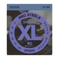 Struny D'ADDARIO XL ProSteels EPS510 (11-50)