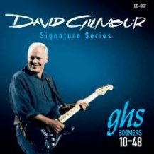 Struny GHS Boomers (10-48) David Gilmour Signature