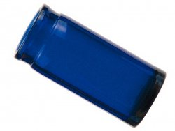 Blues Bottle Slide DUNLOP 278 (BLU, LARGE)
