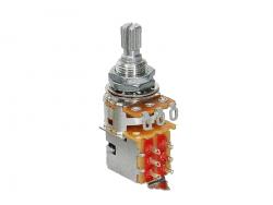 Potencjometr push-pull ALPHA 250K audio (std)