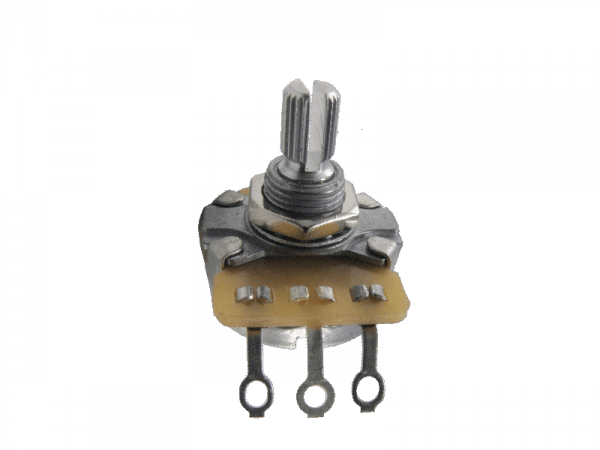 Potencjometr ERNIE BALL 6383 250K audio (krótki)