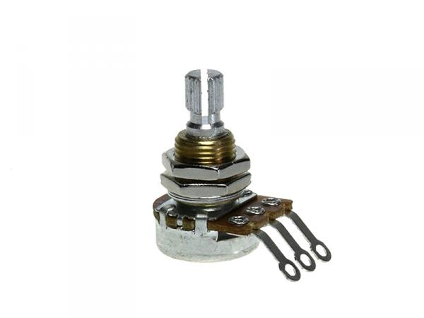 Potencjometr mini BOURNS GTR 25K audio (std.)