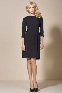 Sukienka al05 - czarny - AL05 Alore - WYSYŁKA 24H