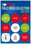 ITALO DISCO COLLECTION ON DVD (DVD)