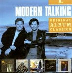 MODERN TALKING - ORGINAL ALBUM CLASSICS (BOX)