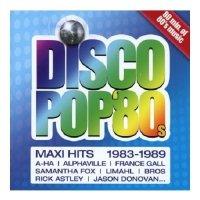 DISCO POP 80S - MAXI HITS VOL 1