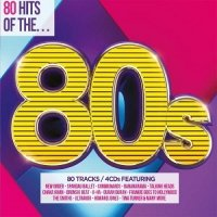 80 HITS OF THE 80S [4CD]