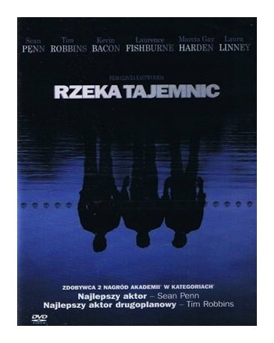 Rzeka Tajemnic [DVD], Film, Thriller, Dvdworld