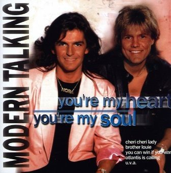 Modern Talking - Youre My Heart Youre My Soul [CD], Dvdworld