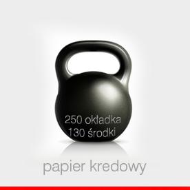 KATALOGI - okładka 250 g foliowana, środki 130 g