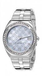 Zegarek esprit es- betsy silver light blue  i fotoksiążka gratis