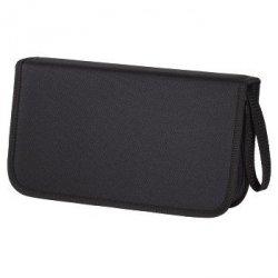 Hama cd-wallet 104 cd nylon czarny 116170000
