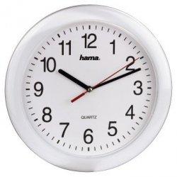 Biały zegar ścienny pp-250 biały