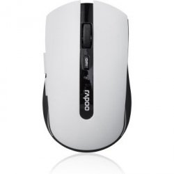 7200p 5g wireless notebook mouse white