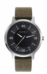 Zegarek esprit-tp10827 canvas military green