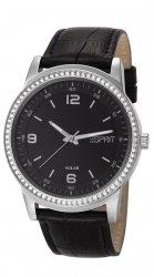 Stylowy zegarek esprit solara black es105652001 i fotoksiążka gratis