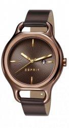 Zegarek esprit es- fayne brown  i fotoksiążka gratis