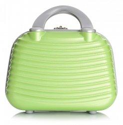 Mały Kuferek na Podróż do ręki Or&Mi Zielony