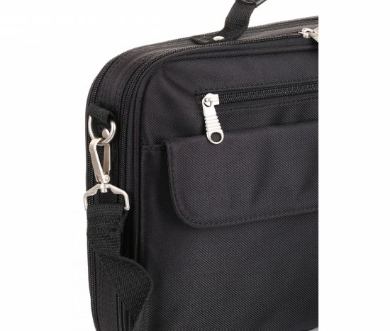 "Firmowa Torba na Laptop David Jones 14,1"" Czarna"