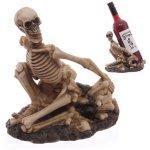 Szkielet - stojak na wino