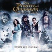 Piraci z Karaibów - Oficjalny Kalendarz 2018