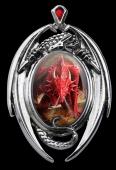 Smocza Jaskinia - seria: Enchanted Cameos Anne Stokes