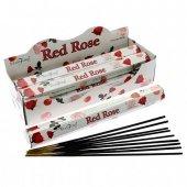kadzidełka długie - Czerwona Róża