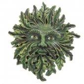 Zielony Człowiek - zawieszka ścienna