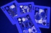klasyczne karty do gry Tragic Royalty