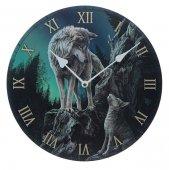 zegar - Wilk Przewodnik Guidance Wolf