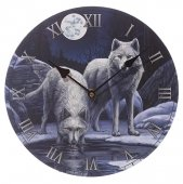 zegar - Śnieżne Wilki Winter Warrior