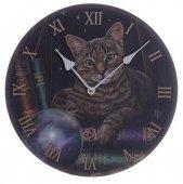 zegar - Kot Wróżbita