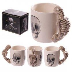 Szkielet - kubek porcelanowy