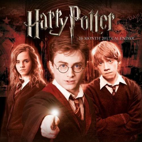 Harry Potter - Oficjalny Kalendarz 2017