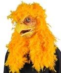 Maska lateksowa - Kurczak Deluxe