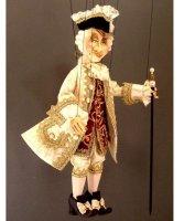 Marionetka wenecka - Barok Noble (73,5 cm)