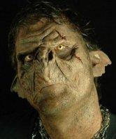Maska klejona na twarzy - Ork Hunter
