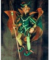 Marionetka wenecka - Devil (77 cm)