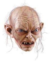 Maska lateksowa - Władca Pierścieni Gollum