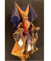 Marionetka wenecka - Celtycki Duszek Południa (77 cm)