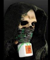 Maska lateksowa - Toxic