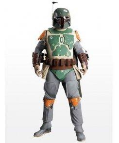 Kostium z filmu - Star Wars Boba Fett Supreme