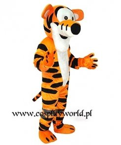 Strój reklamowy - Tygrysek