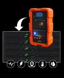 Ghost Hunters - EDI Meter Plus & Data Log