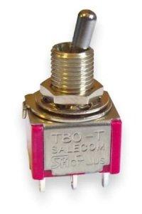 Przełącznik Salecom mini T80 DPDT short