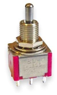 Przełącznik Salecom mini T80 DPDT short 3 poyzcje