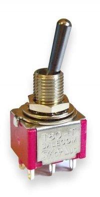 Przełącznik Salecom mini T80 DPDT