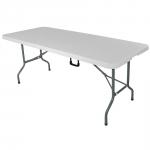stół cateringowy składany 1840x750x740 mm Stalgast