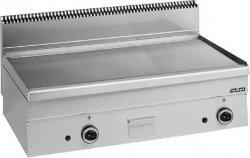 Płyta grillowa stołowa,gładka - gazowa MBM600